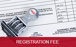 Regisration Fee
